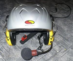 II wersja - mikrofon na elastycznym pałąku