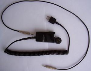 I wersja - Mikrofon w gruszce zamiast na wysięgniku