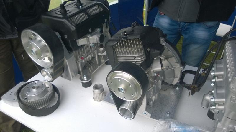 Yamaha i Rotax