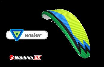 Nucleon XX-Water